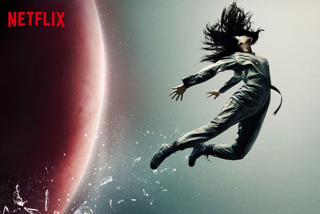 The Expanse Netflix