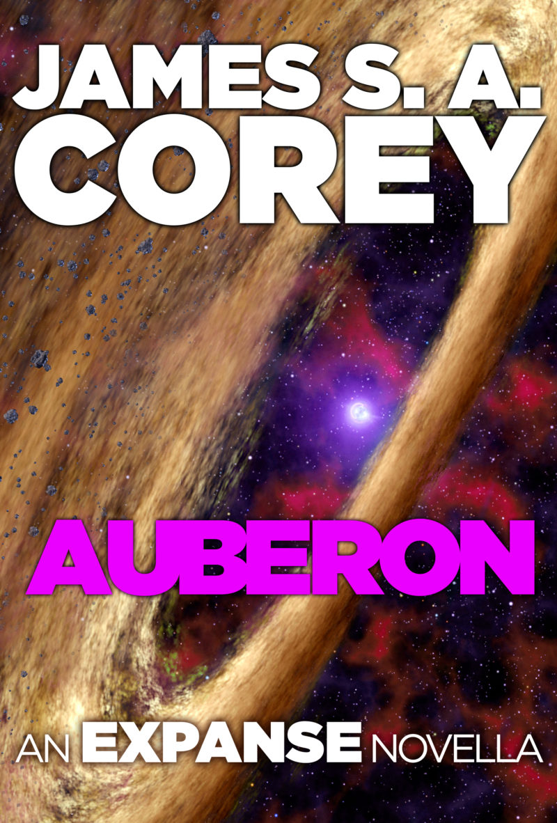 Auberon - Expanse novella