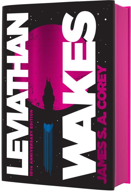 Leviathan Wakes 10th Anniversary Edition